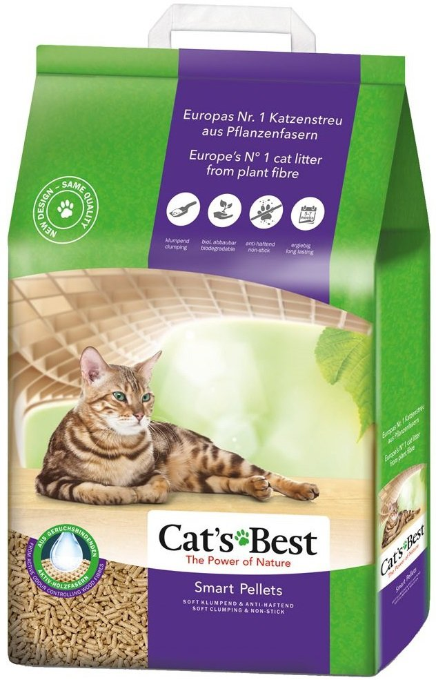 Cat's Best Smart Pellet 20l