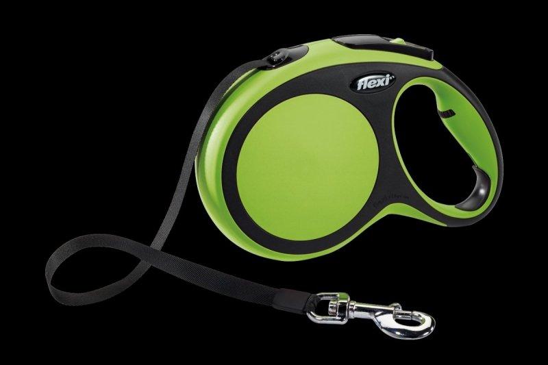 Flexi New Comfort L taśma 8m - zielona