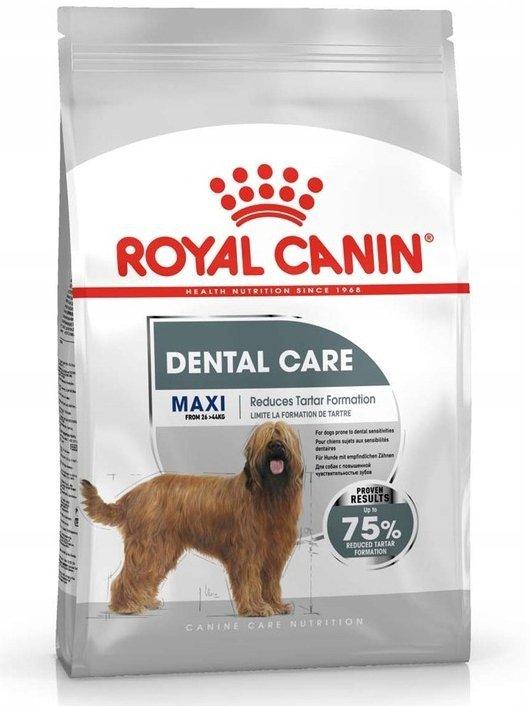 Royal Canin Maxi Dental Care 2x9kg (18kg)