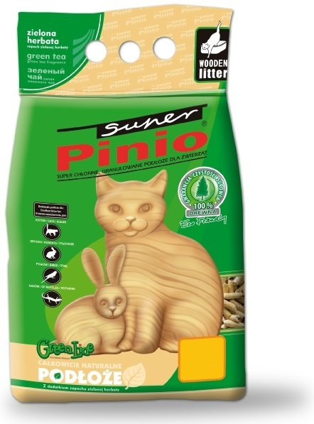 Super Pinio Zielona Herbata 2x10l