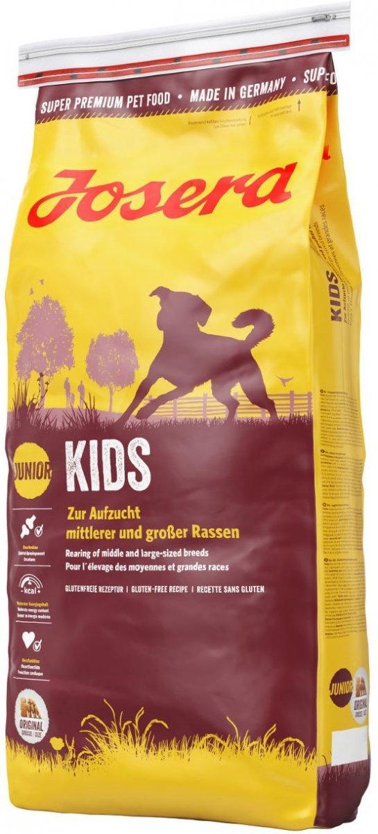 Josera Kids - dla szczeniąt średnich i dużych ras 15kg