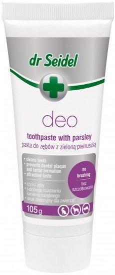 Dr Seidel Deo Pasta - do pielęgnacji zębów 105g