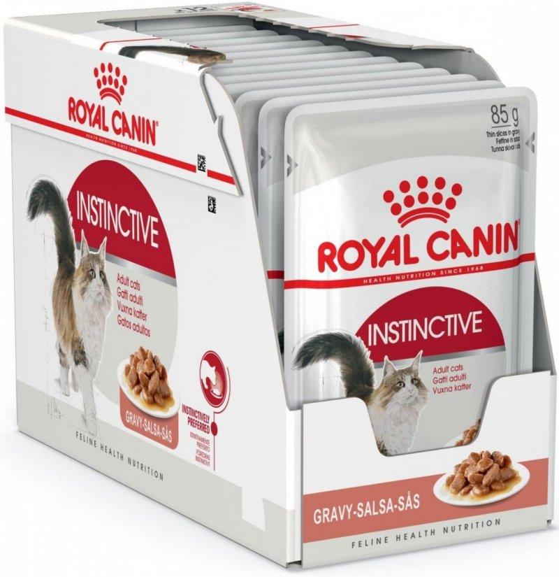 Royal Canin Instinctive w sosie 12x85g