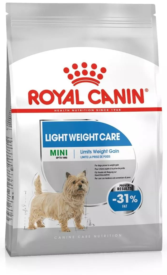 Royal Canin Mini Light Weight Care 3kg