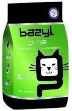 Bazyl Standard Pine 100% żwirek bentonitowy zbrylający o zapachu lasu 6x5,3l (31,8l)