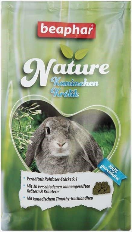 Beaphar Nature Super Premium - pokarm dla królika 750g