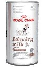 Royal Canin Babydog milk-preparat mlekozastępczy 400g