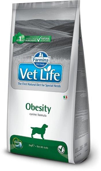 Vet Life Dog Obesity 2kg