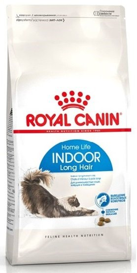 Royal Canin Indoor Long Hair 6x2kg