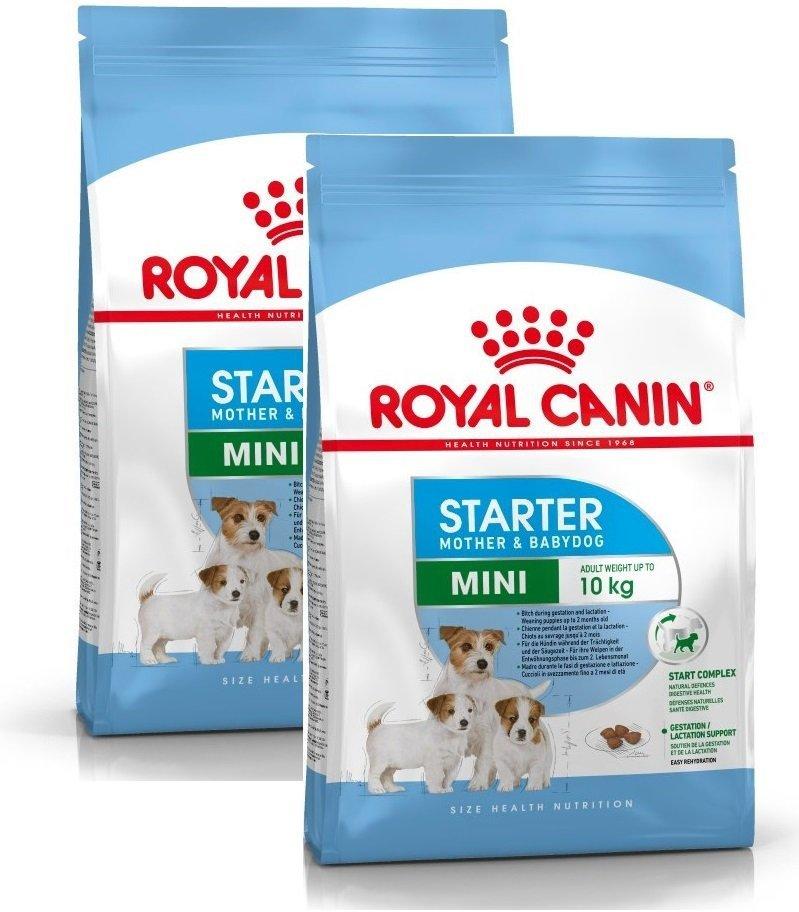 Royal Canin Mini Starter Mother & Babydog 2x8,5kg (17kg)