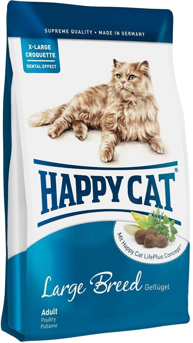 Happy Cat Supreme Adult Large Breed 4kg