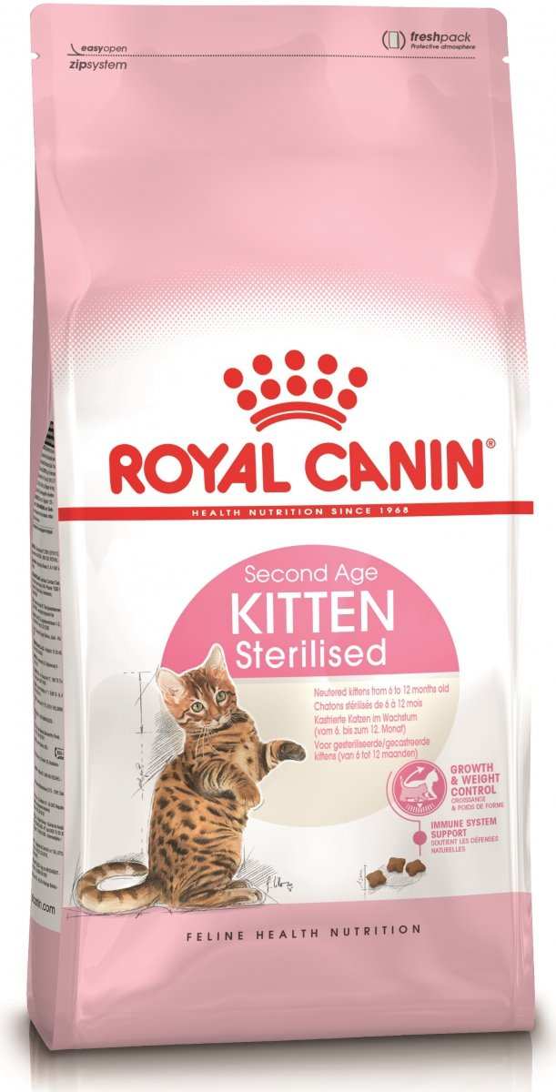 Royal Canin Kitten Sterilised Second Age 3,5kg