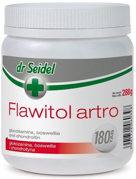 Dr Seidel Flawitol Artro Suplement wspomagający pracę stawów 180 tab.