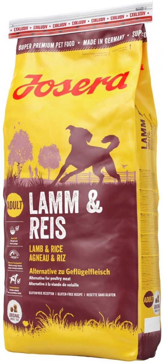 Josera Emotion Lamb & Rice 15kg