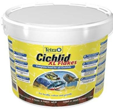 Tetra Cichlid XL Flakes 10L