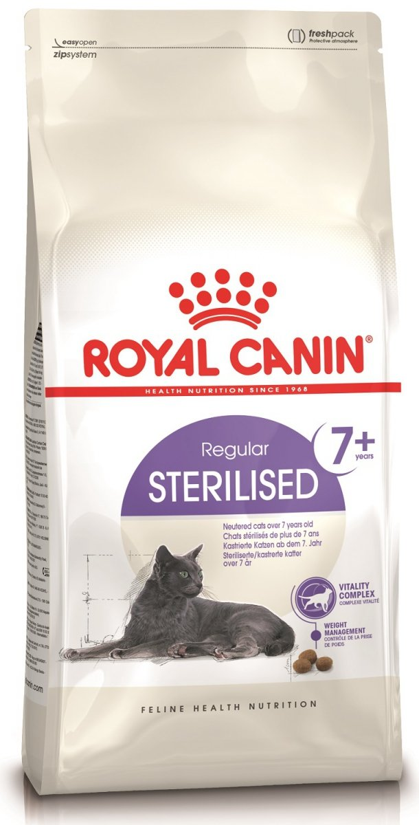 Royal Canin Sterilised 7+ 400g