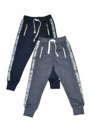Spodnie Gaffa 128-146 Sport Style Zamek