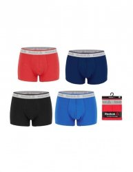 Bokserki Reebok RB/1/BC Cotton Trunk