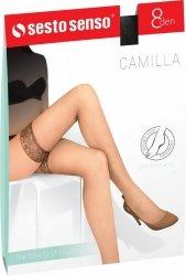 Pończochy Sesto Senso Camilla 8 den