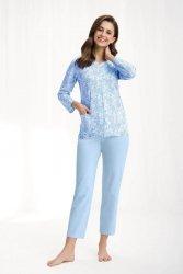 Piżama Luna 458 dl/r 3XL-4XL