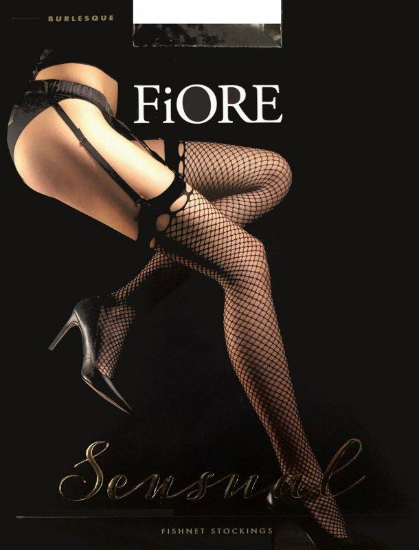 Pończochy Fiore Burlesque O 4056 Kabaretka