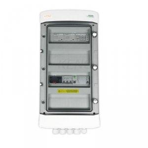 Rozdzielnica przyłączeniowa SZR z licznikiem Smart Meter do falownika Fronius GEN24
