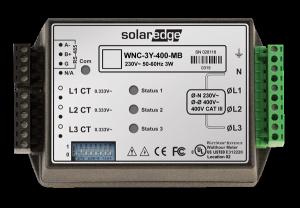 SolarEdge Modbus Meter