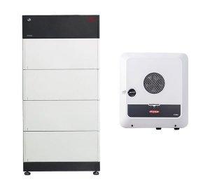 BYD B-Box Premium HVM 13.8 + Fronius Symo GEN24 10.0 Plus