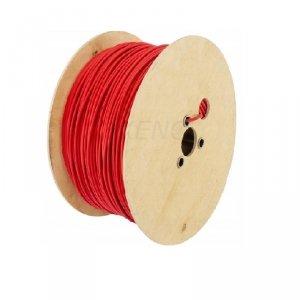 Przewód KENO 4mm2 czerwony opakowanie 500m