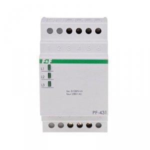 P.POŻ Przełącznik automatyczny faz PF-431