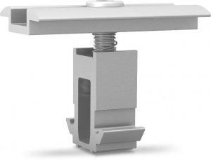 K2 MiniRail klema środkowa, zestaw, nowy typ (30-50mm)