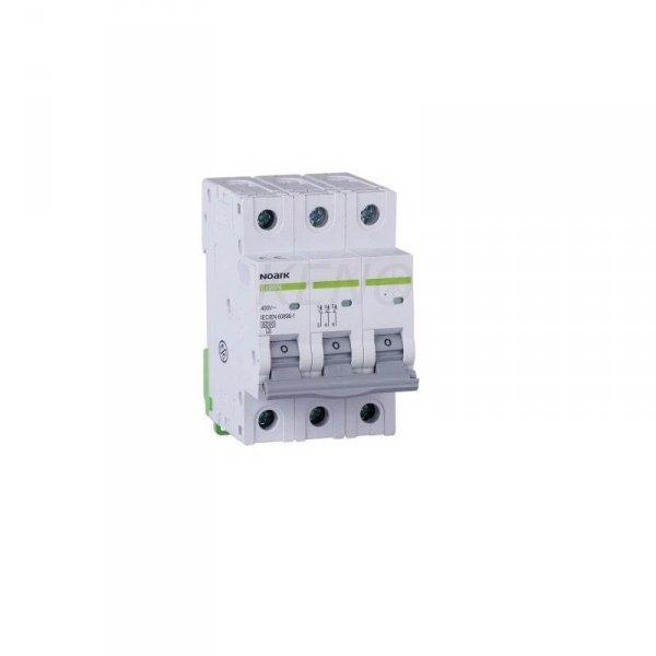 Wyłącznik nadprądowy 6 kA, ch-ka B, 16 A, 3-bieg.