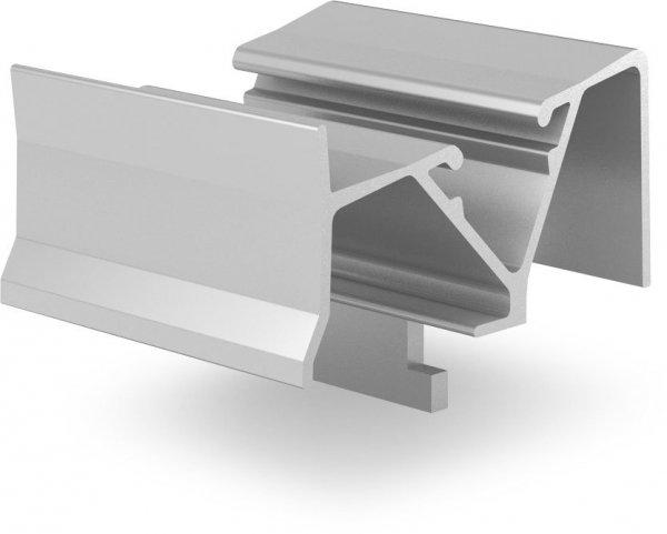 K2 Dome V, Dome V SD, przedni element trzymający moduł, 10°