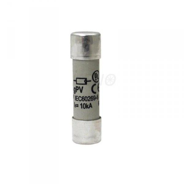 Wkładka topikowa 10X38 25A 1000V DC gPV