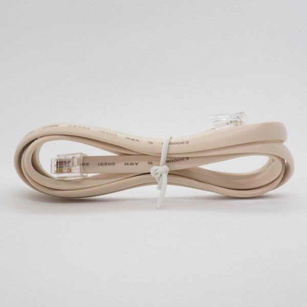 Kabel telefoniczny RJ11 1.2M