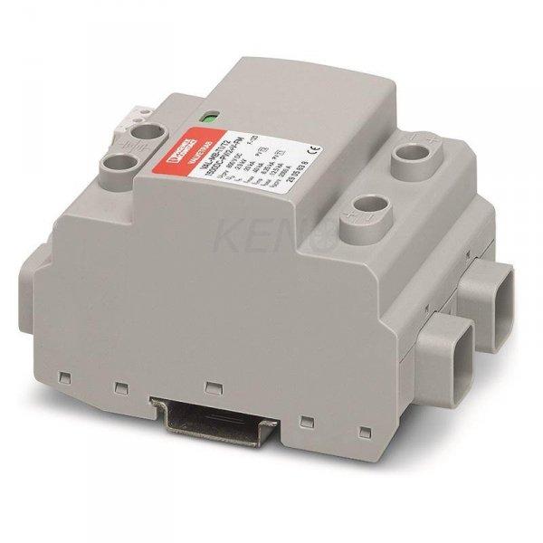 Ogranicznik przepięć 1000V DC Typ 1+2, Phoenix VAL-MB-T1/T2 1000DC-PV/2+V 12,5kA