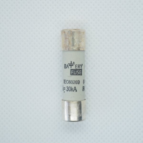 Wkładka bezpiecznikowa 10x38 8A 550V DC ETI