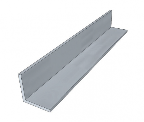 Kątownik aluminiowy 3560mm