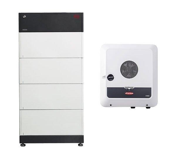 BYD B-Box Premium HVM 11.0 + Fronius Symo GEN24 10.0 Plus