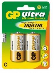 GP Bateria alkaliczna LR14 Ultra Alkaline BL/2