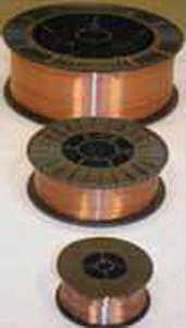 Drut spawalniczy do stali G G3Si1 0,8mm 1kg szpulka