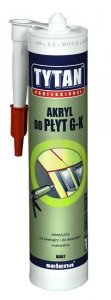 Akryl do płyt G-K 310ml
