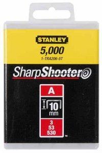 Zszywki tapicerskie STANLEY A 5/53/530 10mm