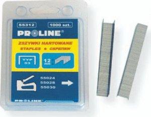 Zszywki tapicerskie hartowane TYP53 6mm
