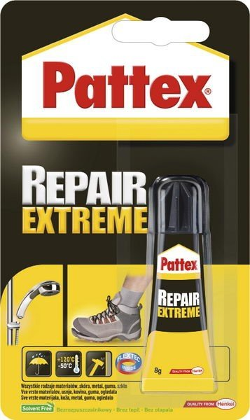 Klej Repair Extreme 8g PATTEX