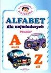 Pojazdy. Alfabet dla najmłodszych