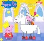 Peppa Pig. Książeczki z półeczki. Księzniczka Peppa