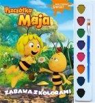 Pszczółka Maja. Malowany świat. Zabawy z kolorami