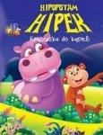 Hipopotam Hipek. Książeczka do kąpieli