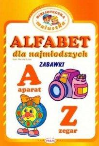 Zabawki. Alfabet dla najmłodszych